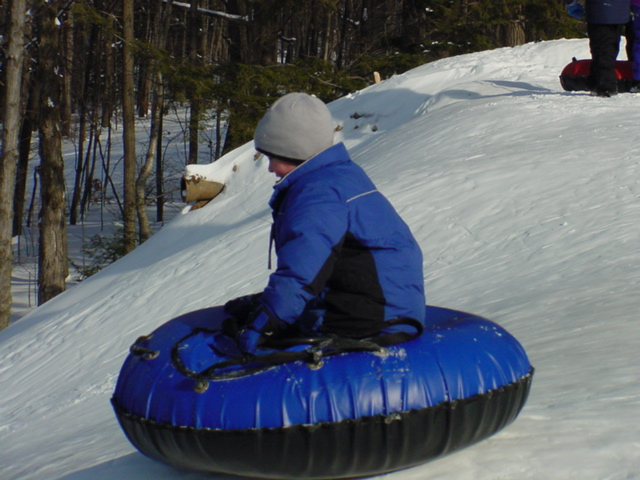 Tubing at Sylvan Hill