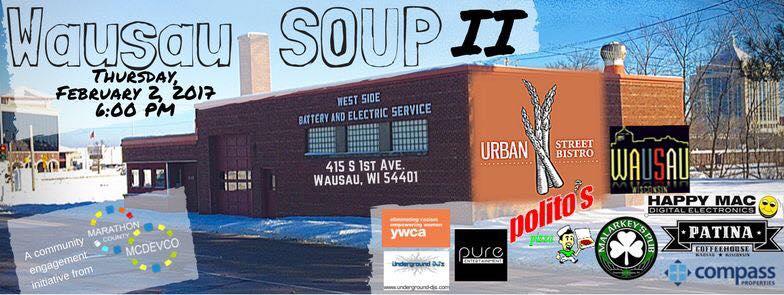 Wausau Soup II venue