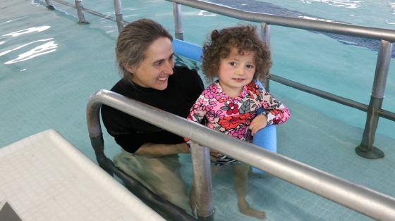 NCHC Youth Aquatic Therapy Pool User