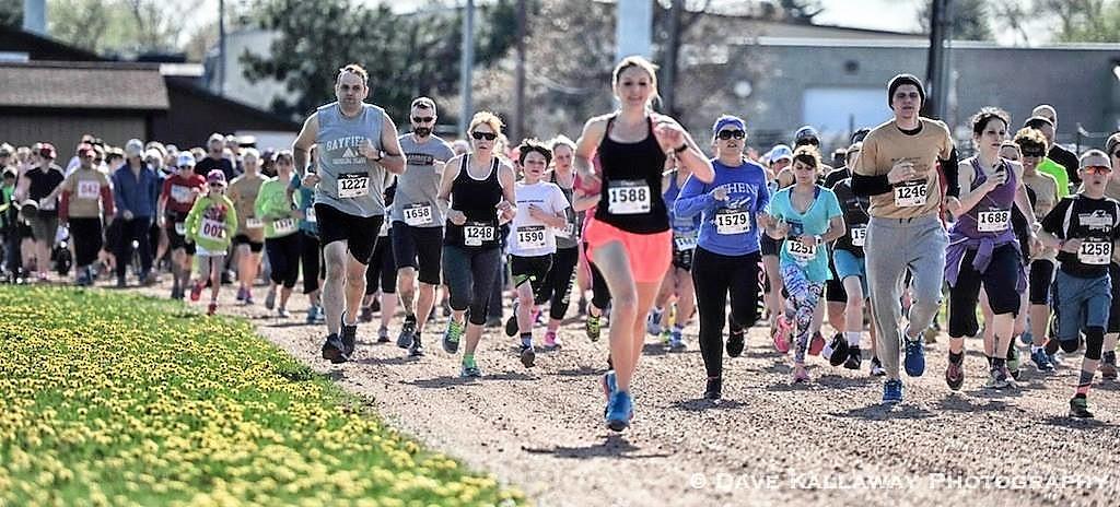 5K-Runners start