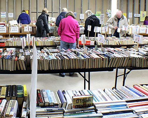 Book Sale Browsers