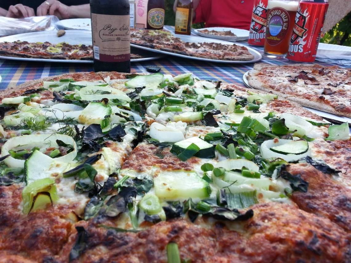 pizzanight