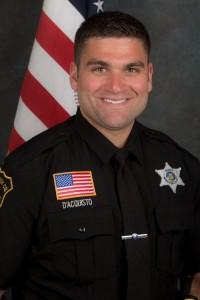 Marathon County Deputy Daniel D'Acquisto