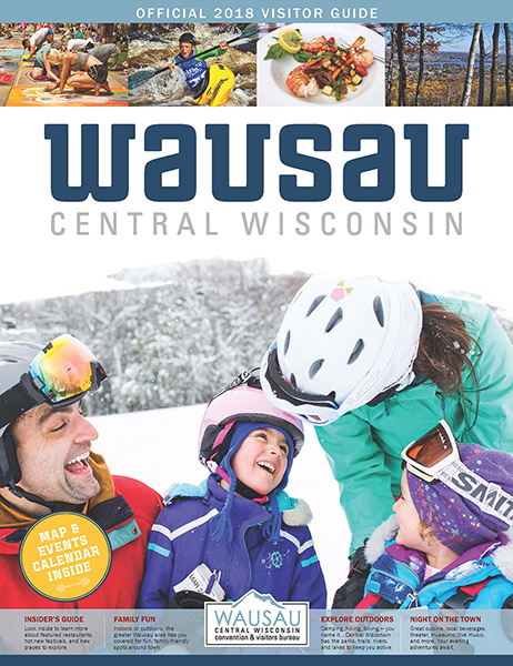2018 CVB Visitor Guide Cover
