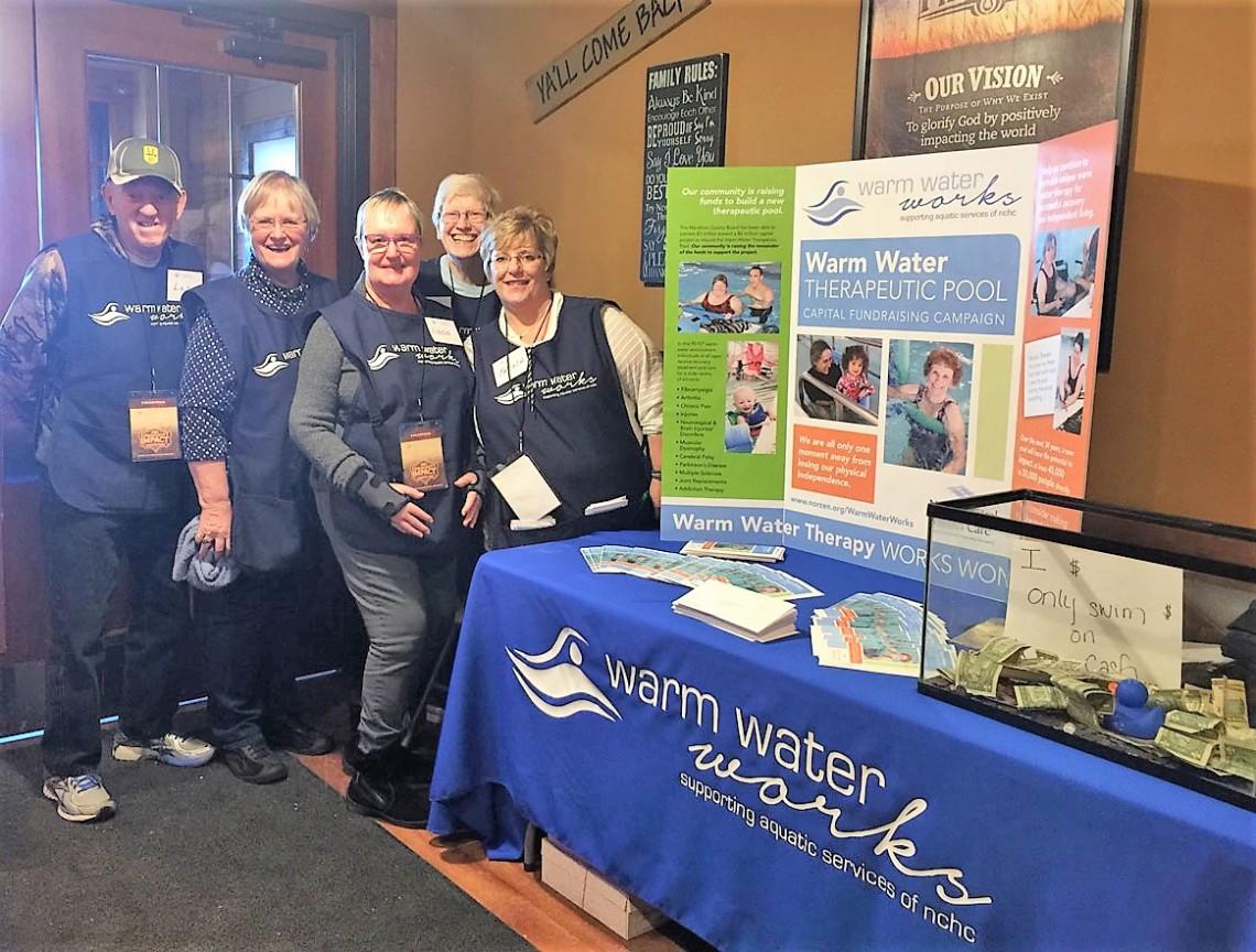 WarmWaterWorksFundraiser