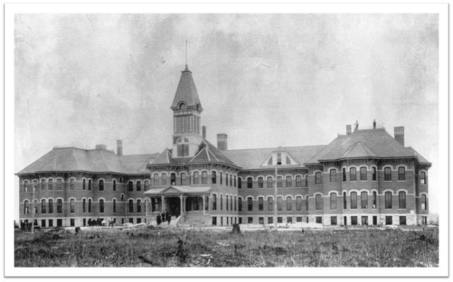 Asylum Photo 1893