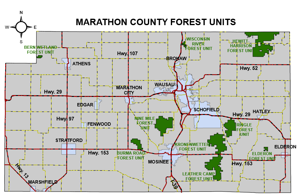 CountyForestMap