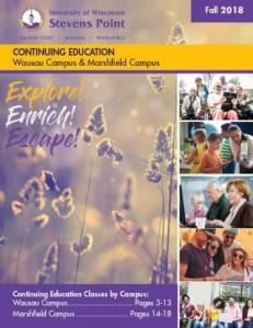 UWSP-CE-course-catalog