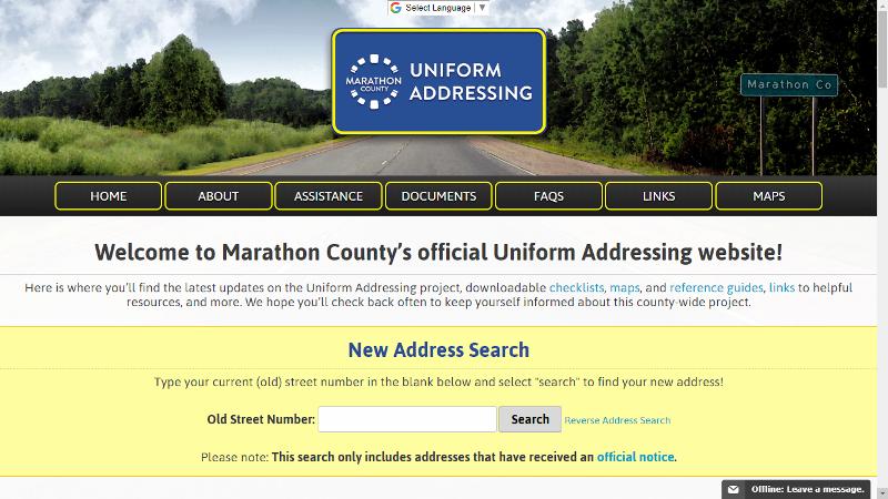 Uniform_Addressing_Website