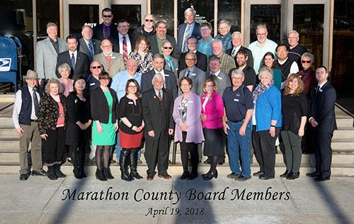 2018 County Board