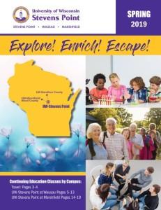 2019 Spring Catalog cover