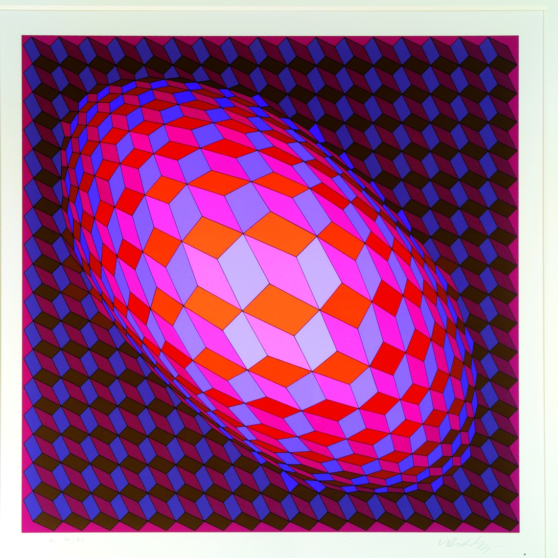 Vasarely-107-Andromede