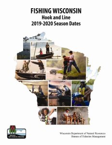 Fishing Wisconsin - Hook and Line 2019-2020 Season Dates