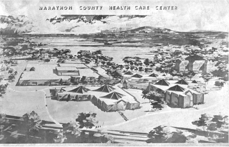 MarathonCountyHealthCareCenter