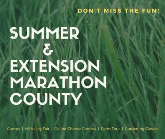 Summer_ExtensionMarathonCounty