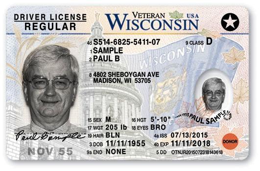 veteran-driver license