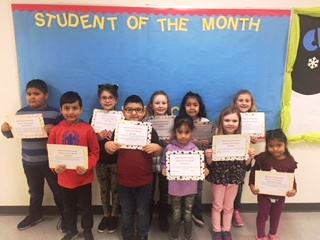 Abbotsford Students of the Month