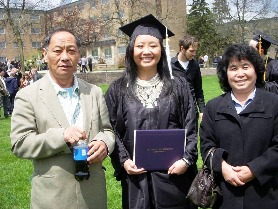 Ka Lo-Graduation-from-UWSP