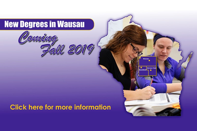 New_Degrees_Coming_to_UWSP_at_Wausau-logo