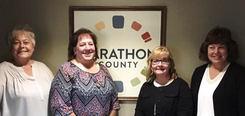 Marathon County Clerk's Office Staff