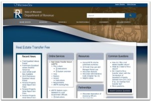 WI_Dept_of_Revenue_Website-screen_capture