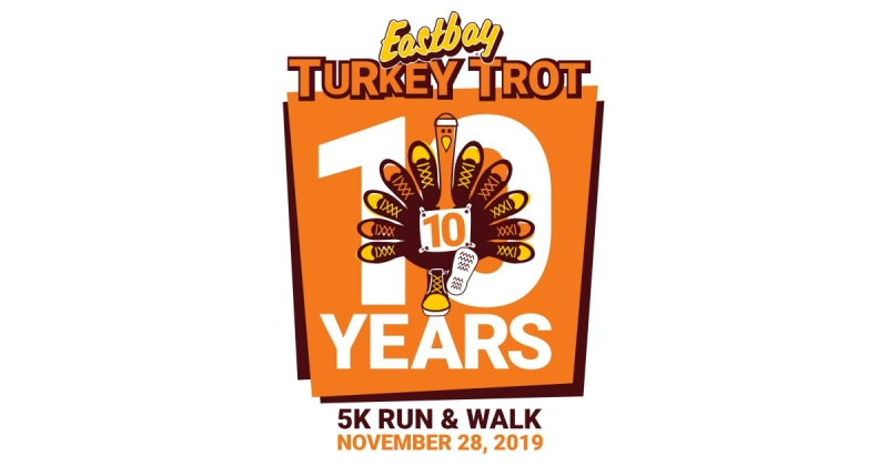 2019 Eastbay Turkey Trot - logo
