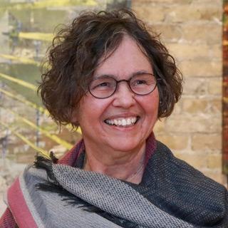 Wisconsin Poet Laureate Margaret Rozga.