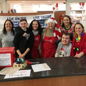 United Way of Marathon County - Bundles of Joy volunteers
