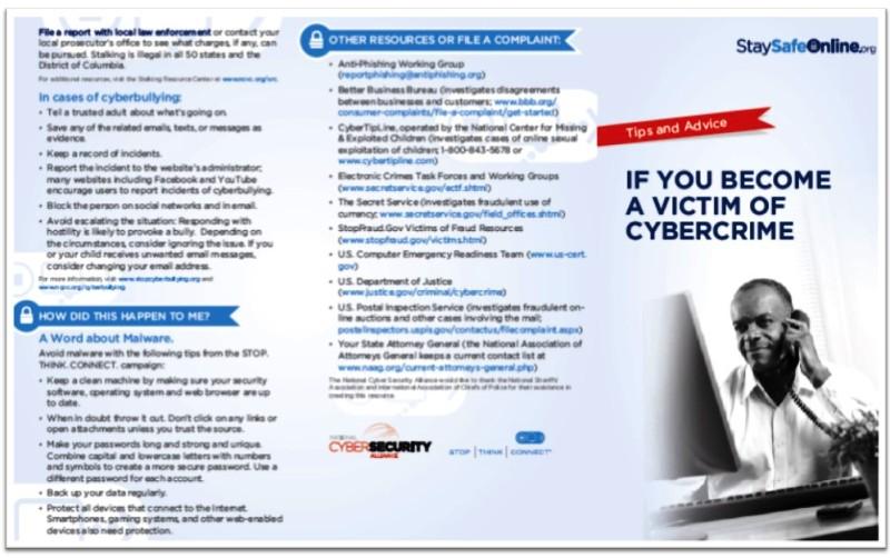 Cybervictim-brochure