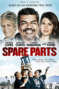 Lajvardi F-Movie Poster Thumbnail (Spare Parts DVD)