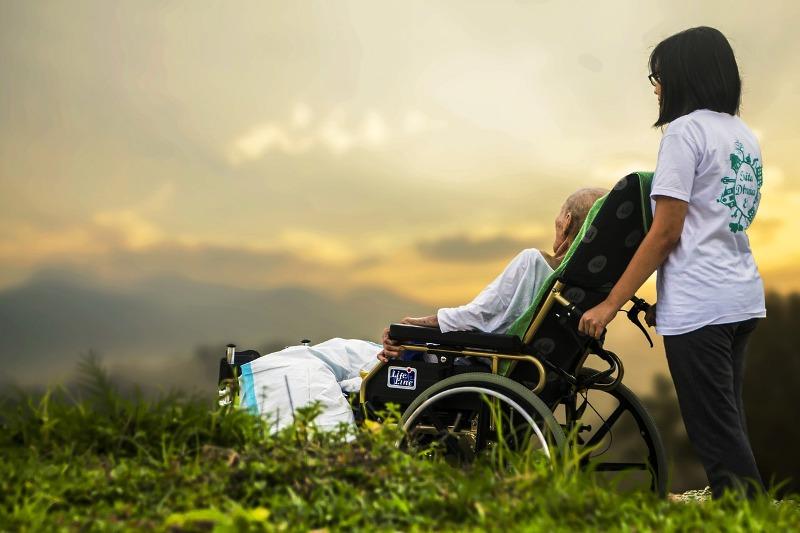 caring for an elder