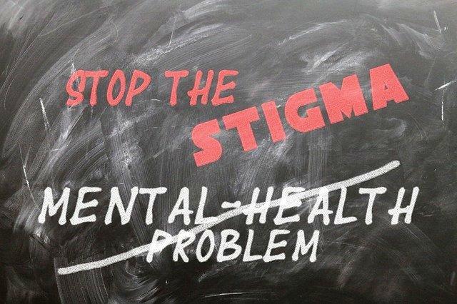 Stop the Stigma of Mental Health Problems