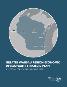 Greater Wausau Region Economic Development Strategic Plan - COVER