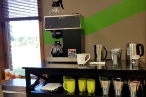 Idea Center Coffee Station
