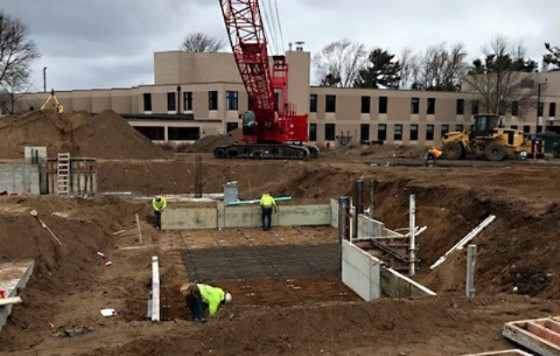 NCHC construction