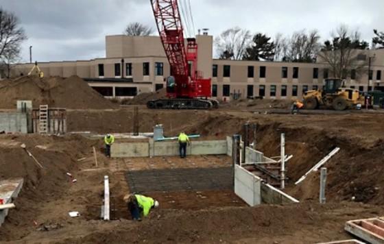 NCHC construction