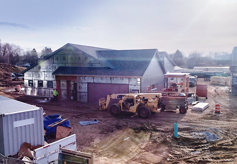 NCHC Youth Hospital - construction