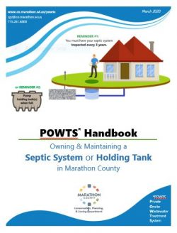 Cover of POWTS Handbook