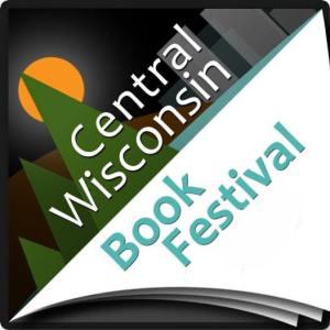 Central WI Book Festival logo