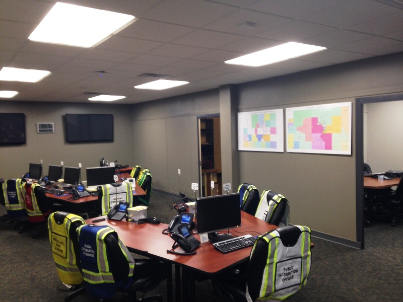 Marathon County Emergency Operations Center