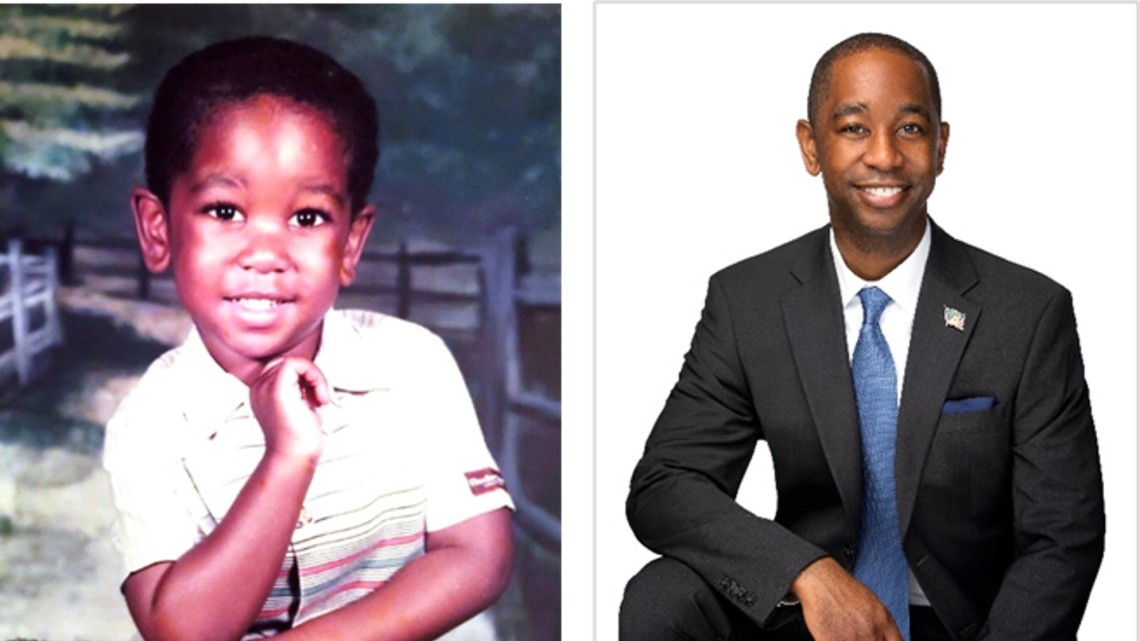 William Harris: Then and now. (