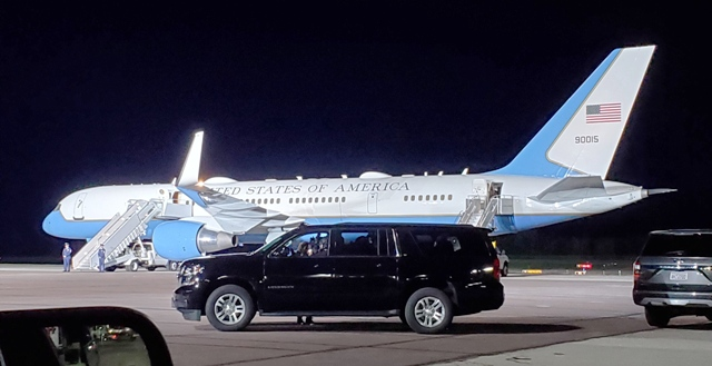 President_Trump_Visits_Central_Wisconsin_Airport