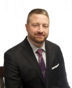 County Board Supervisor Jonathan Fisher