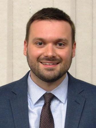 Deputy County Administrator Jason Hake