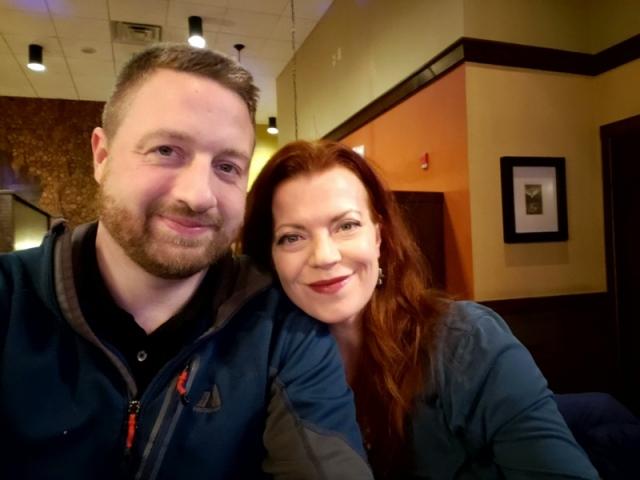 Jonathan and Gretchen Fisher