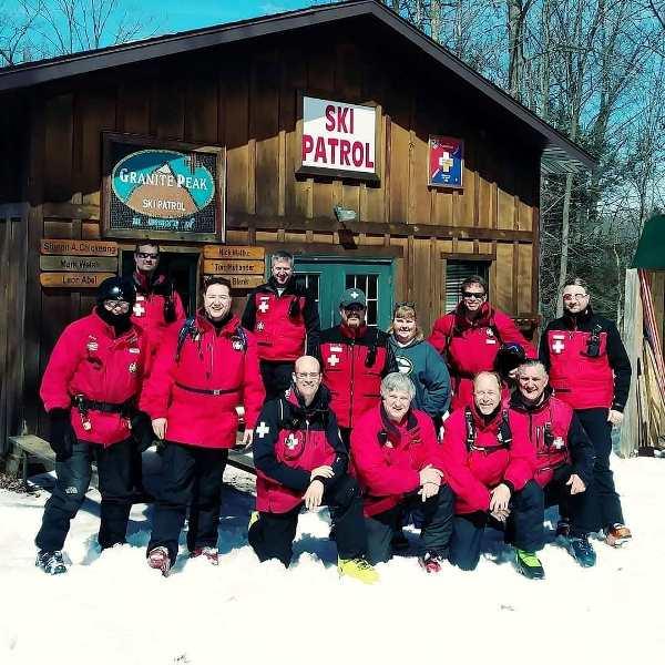 Jonathan Fisher - Granite Peak Ski Patrol crew