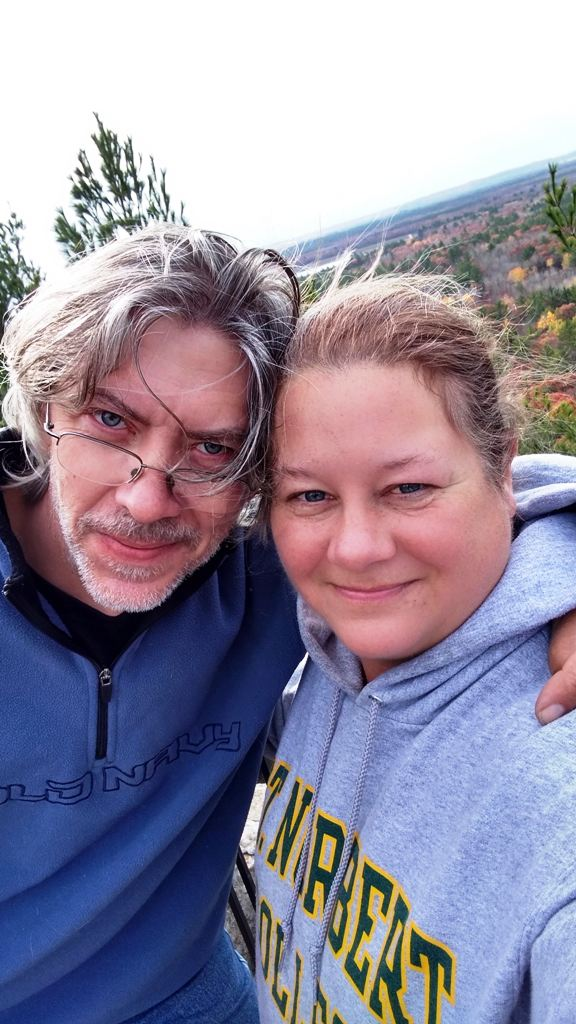 Bill and Kristin Conway