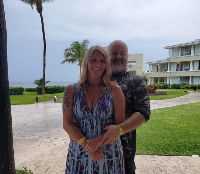 Matt Bootz and Tammy Schoepke