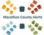 Marathon County Alerts - logo