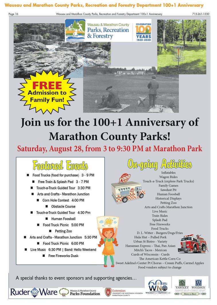 101 Anniversary poster
